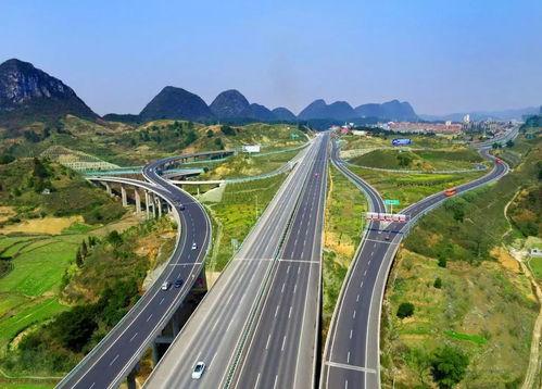 这条高速高速公路的修建还分