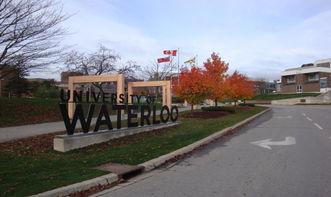 加拿大滑铁卢大学数学院专业走向 滑铁卢大学比得过985吗