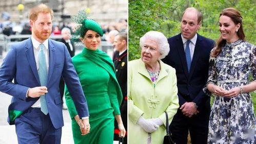 梅根被指控霸凌英国王室职员而遭受调查,但她与哈里直呼冤枉