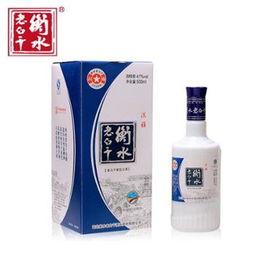 衡水老白干价格表41度(衡水老白干41.8度酒价格)