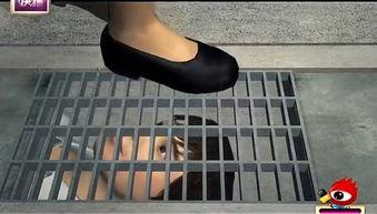 日本猥琐男潜伏下水道 偷窥女性裙底被逮捕