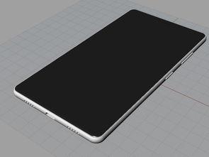 548努比亚z11max手机犀牛3D模型图设计图下载 图片1.03MB 其他模型库 其他模型