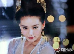 刘诗诗 醉玲珑 扮巫女 古装女神天仙攻脸合集