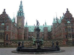 北欧游记 徜徉在丹麦童话王国