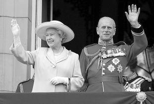 英国王室宣布女王伊丽莎白二世丈夫菲利普亲王今秋退休