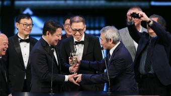 未来,香港电影金像奖大概可以直接改名叫合拍片金像奖.