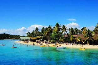 斐济自由行注意事项