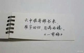 有关爱情的诗词个性签名