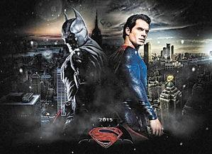 电影 蝙蝠侠大战超人 正义黎明