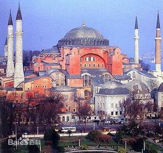 奥斯曼土耳其帝国之旅