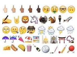 emoji表情的增长会促进反语言的流行吗