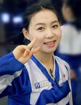朝鲜第一美女