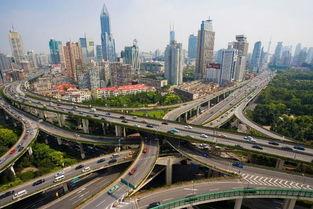 高架對上海達安廣場風水影響