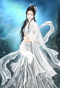 中国传统狐仙文化的起源与民间传说 图