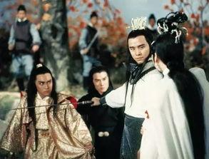 尔冬升因演谢晓峰出名,现将三少爷的剑交给林更新