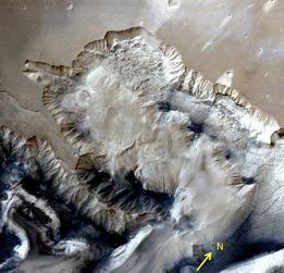 奥菲亚峡谷是太阳系最大峡谷水手峡谷(vallesm
