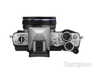 奥林巴斯发布E M10 Mark II微型单电相机