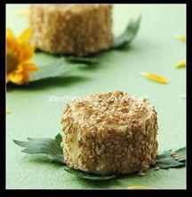 豆泥蛋黄小饼的做法