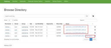 spark History Server配置