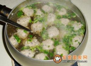 煮鱼丸汤的家常做法大全家常