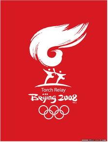 2008北京奥运会相关矢量LOGO
