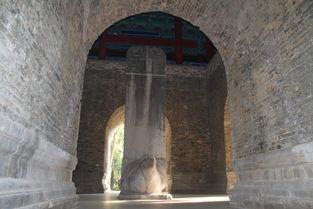 朱棣-城门石堆