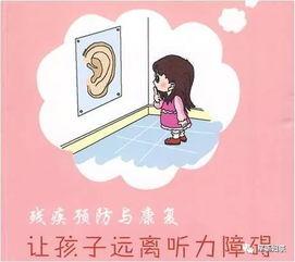 预防耳聋的知识