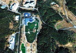 美学者称通过谷歌地球发现金正日官邸卫星照片新闻频道