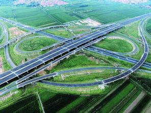 龙青高速青岛段今通车青岛至莱西可以跑龙青高速