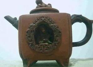 艺术价值最高的四把紫砂壶