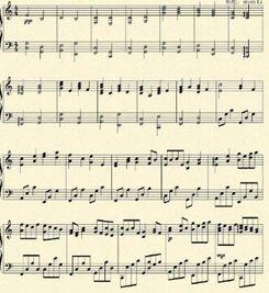 简单的钢琴曲(零基础学会一首钢琴曲)