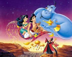 迪士尼电影都有哪些