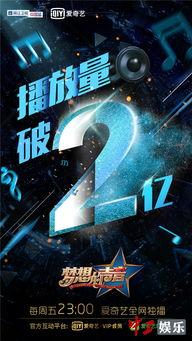 视频平台助综艺ip升级爱奇艺独播梦想的声音获赞