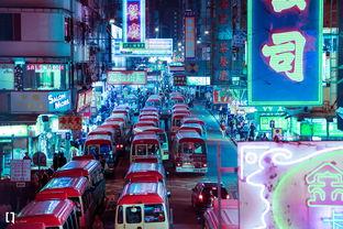 行走与记录 香港