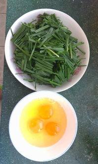 炒韭菜鸡蛋粉条的做法大全家常