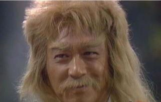 盘点八大金毛狮王谢逊,哪一版是你最喜欢的