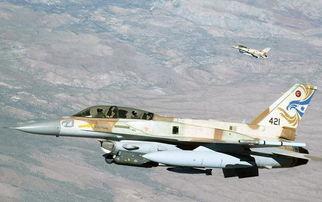 资料图片:以色列空军战机(图/网易军事)