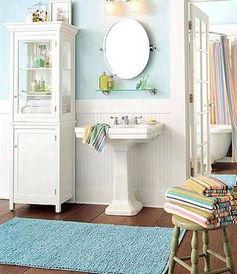 让畸零卫浴空间成为您的家居