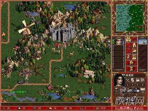 英雄无敌3比官方版本加强几倍的地图下载 快猴单机游戏