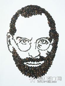 用瓜子壳 画 名人肖像