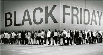 黑色星期五是什么意思 美国黑色星期五的由来