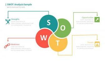 swot企业分析案例ppt模板