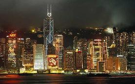 中国最美的十大城市夜景