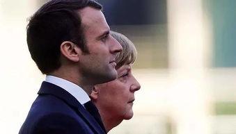 法国总统马克龙与德国总理默克尔原标题:美媒:关键时刻,德国转变对华立场