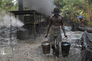 直击非洲盗油贼,巨大的利益面前,盗油行为很猖獗