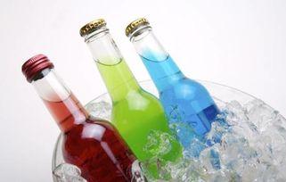 含糖饮料能量多,为了健康要少喝