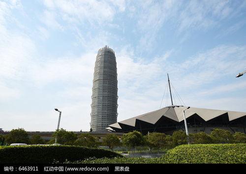 中原福塔高清图片下载红动网