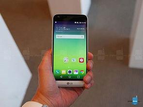 LG G5正式发布 仍旧不少特点鲜明的黑科技