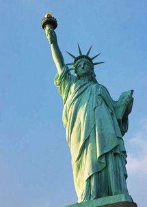 美国自由女神灯灭 好几个小时后恢复光明