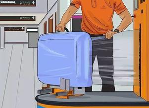 小心搭飞机千万别在行李上写这些有旅客因此差点儿坐牢